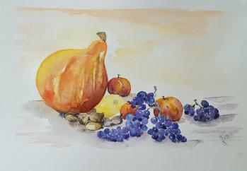 Automne raisins