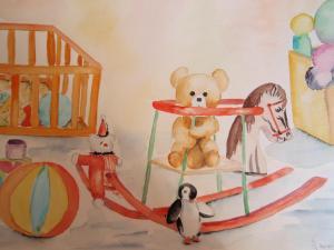Chambre d enfant 1